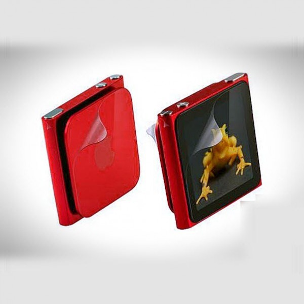 Wrapsol Ultra Drop with Scratch Protection for iPod Nano