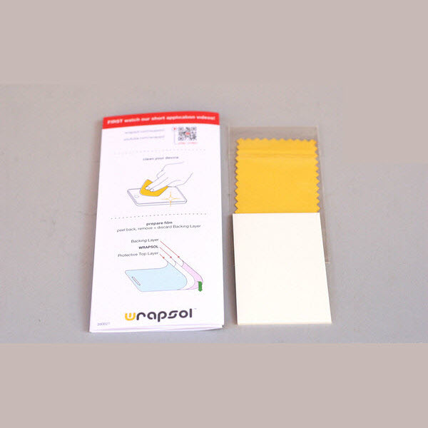 Wrapsol iPhone 5 Full Body protector 4