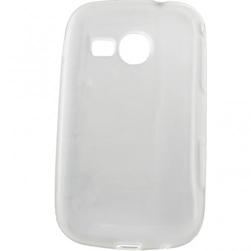 Xccess TPU Case Samsung S6500 Galaxy Mini 2 Transparant