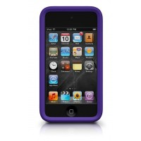 XtremeMac Microshield Accent Paars iPod touch (4) 2
