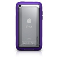 XtremeMac Microshield Accent Paars iPod touch (4) 3