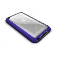 XtremeMac Microshield Accent Paars iPod touch (4)