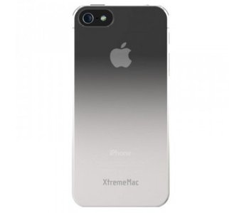 XtremeMac Microshield Fade iPod touch 5G Black grey