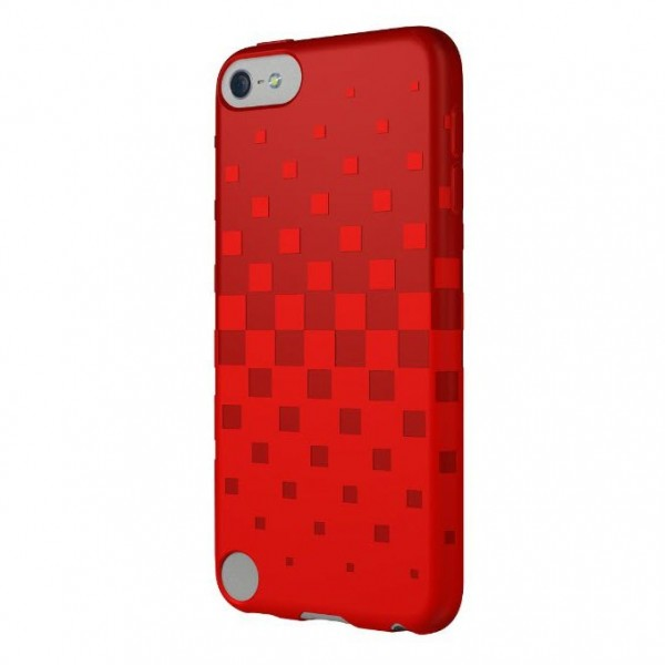 XtremeMac Tuffwrap for iPod Touch rood