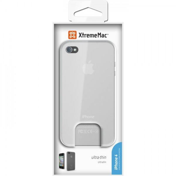 XtremeMac iPhone 4(s) case Ultra-thin IPP-MT5-03, wit