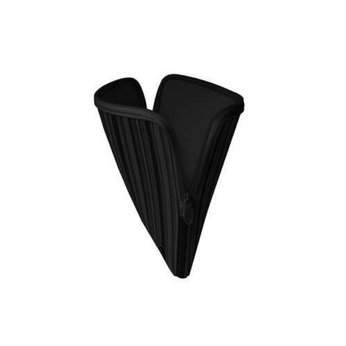 be.ez LA robe sleeve voor 15inch MacBook Pro – Allure Black 2