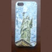 iPhone 5 cover Statue of Liberty met diamant 2