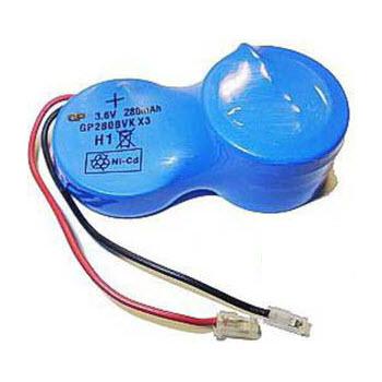 ACCU-T116 Batterijpack DECT telefoons NiCd 3.6 V 280 mAh