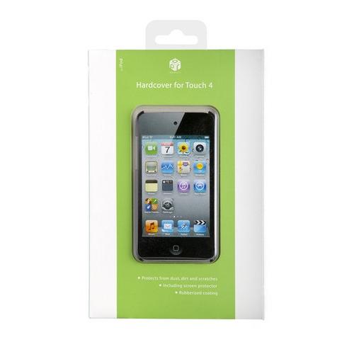 APR Hardbackcover voor iPod touch 4 zwart 3