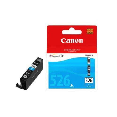 Canon CLI-526C Cyan 9 ml inktcartridge (origineel)