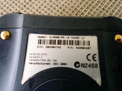 Datalogic Viper DL9600-RR handscanner 2