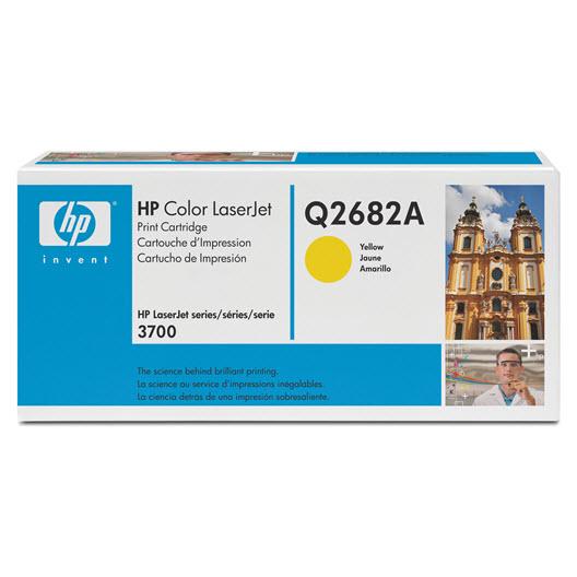 HP 311A (Q2682A) toner geel (origineel)