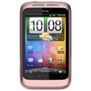 HTC Wildfire S smartphone roze