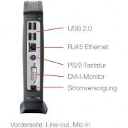 IGEL Universal Desktop UD2-130 LX 2