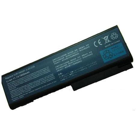 Laptop Accu 3UR18650F-3-QC228