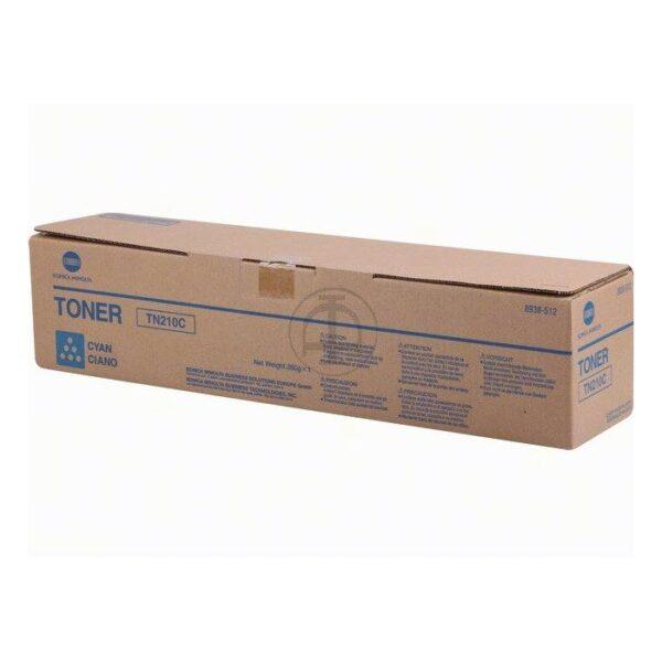 Minolta TN-210C (8938-512) toner cyaan (origineel)