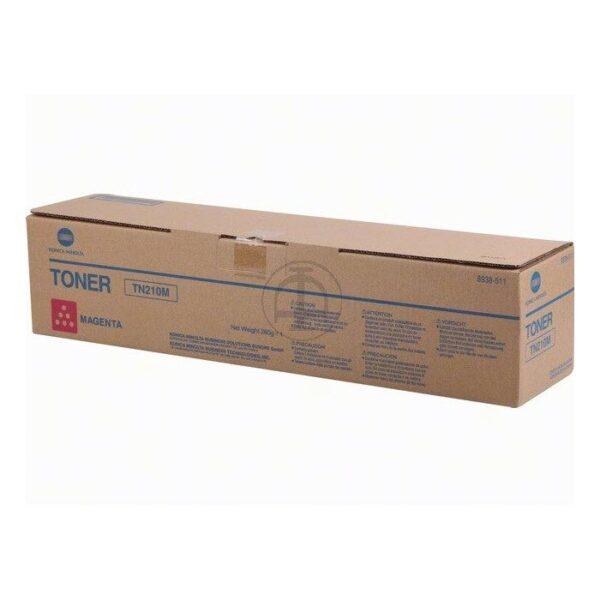 Minolta TN-210M (8938-511) toner magenta (origineel)