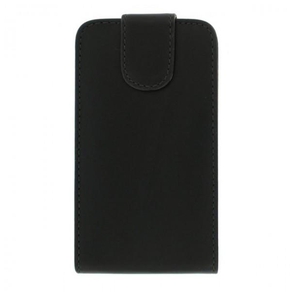Mjoy Flipcase hoesje Samsung Galaxy Core i8260 zwart 2