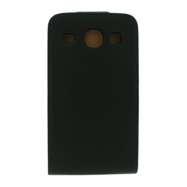 Mjoy Flipcase hoesje Samsung Galaxy Core i8260 zwart 3