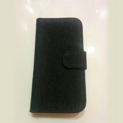 Mjoy Wallet Case Denim for HTC One M8