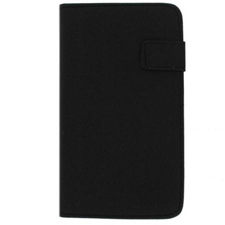 Mjoy Wallet Case For Samsung N9005 Galaxy Note 3 Black 3