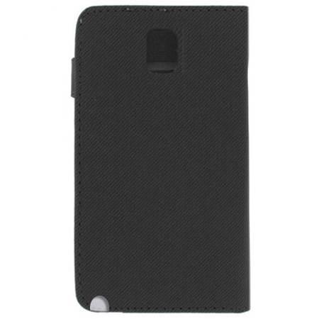 Mjoy Wallet Case For Samsung N9005 Galaxy Note 3 Black 4