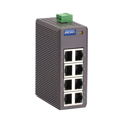 Moxa EtherDevice EDS-208 8-Ports External Switch V1.0