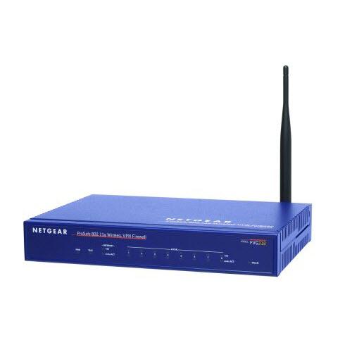 NETGEAR FVG318 ProSafe 802.11G Wireless VPN Firewall
