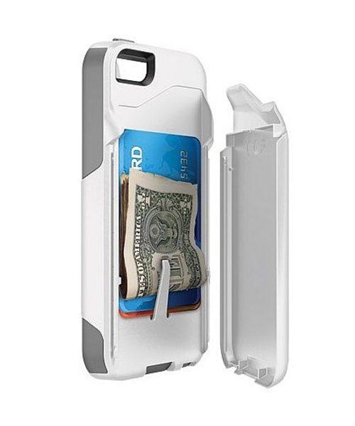 Otterbox Commuter Wallet Case Apple iPhone 5(S) 4
