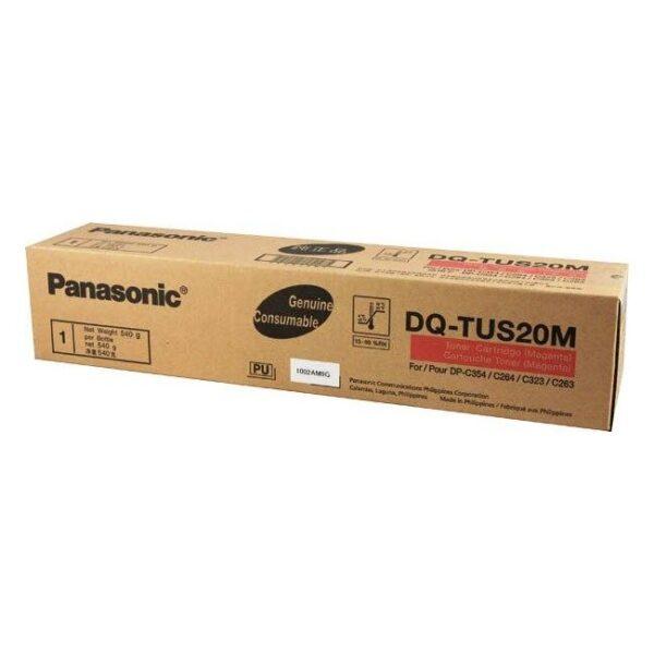 Panasonic DQ-TUS20M toner magenta (origineel)