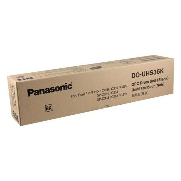 Panasonic DQ-UHS36K drum zwart (origineel)