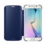 Samsung Galaxy S6 Edge Clear View Flip Origineel Zwart 2