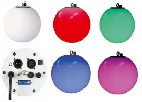 Showtec LED Sphere 50 cm Direct Control DMX-sfeerbol 6