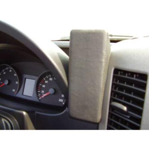 Telefoon console voor Mercedes Sprinter mei 2006 zwart