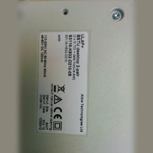 ALBIS ULAF+ BSTU SHDSL router 3