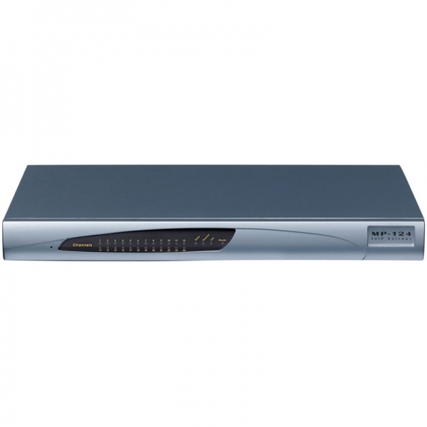 AudioCodes MediaPack Series MP-124 VoIP Gateway