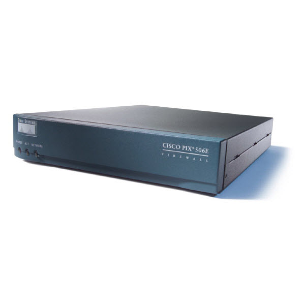 Cisco Pix506e firewall