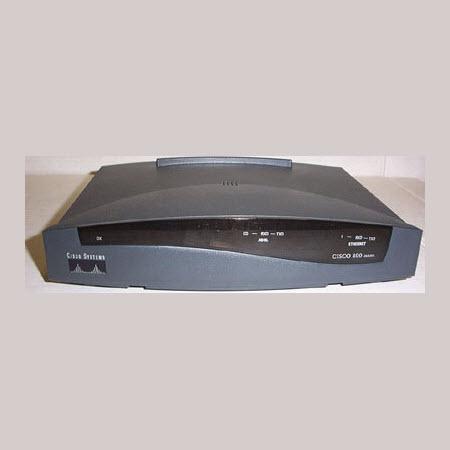 Cisco Systems Router 827-4V