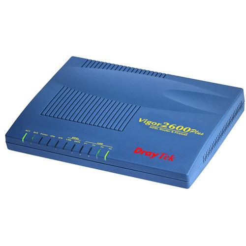 DrayTek Vigor 2600 Plus ADSL Router&Firewall