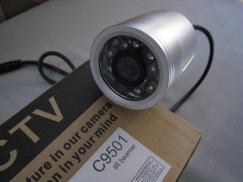 Eden C9501 IR nachtzicht spotlight 2