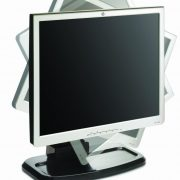 HP 1740 17 inch  LCD Monitor 2