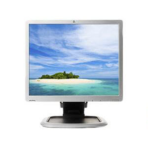 HP L1950G LCD Monitor zilver 19inch 5ms