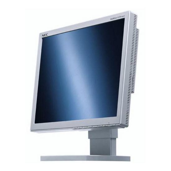 NEC multisync LCD1760NX monitor