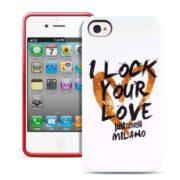 Puro Cover Just Cavalli Iphone 5 wit 2