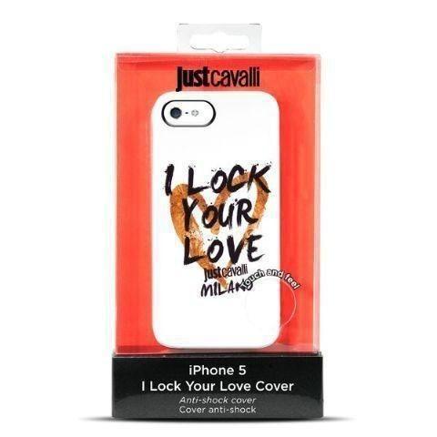 Puro Cover Just Cavalli Iphone 5 wit