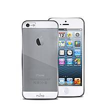 Puro iPhone 5 5s Mirror cover silicon