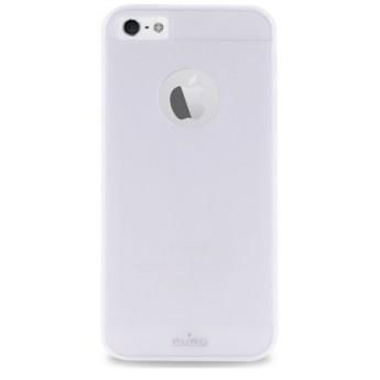 Puro iPhone 5 5s Rainbow Cover white 3