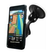 Puro voorruit houder voor Samsung Galaxy S2 (CARGHGALAXYS2)