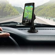 Puro voorruit houder voor Samsung Galaxy S2 (CARGHGALAXYS2) 3