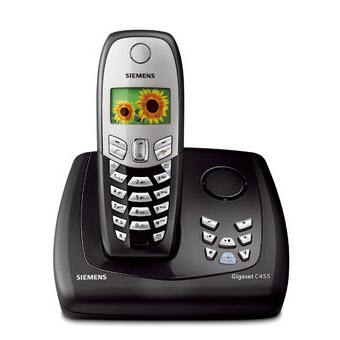 Siemens Gigaset C455 decttelefoon